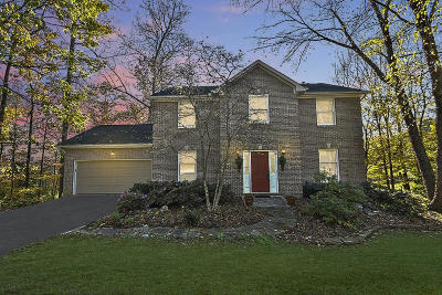 Knoxville Single Family Home For Sale: 7817 Jefferson Oaks Drive