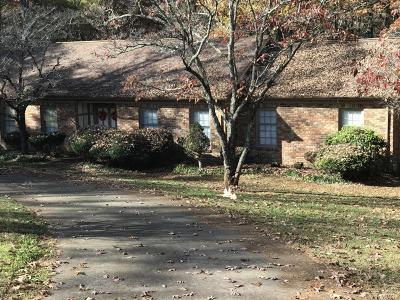 Sweetwater Single Family Home For Sale: 107 Dogwood Lane
