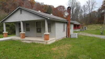 Lafollette Single Family Home For Sale: 2960 Hwy 25w