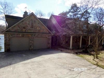 Single Family Home For Sale: 180 Cedar Creek Point