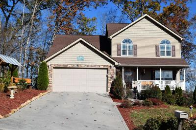 Sevierville Single Family Home For Sale: 1342 Wisteria Lane