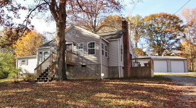 Knoxville Single Family Home For Sale: 1931 Bernhurst Drive