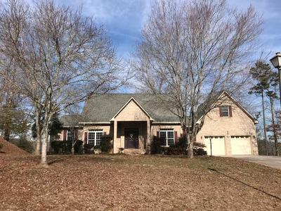 Meigs County, Rhea County, Roane County Single Family Home For Sale: 111 Sawmill Cove