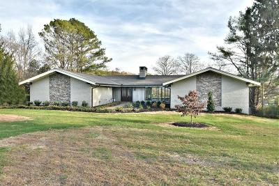 Knoxville Single Family Home For Sale: 10036 El Pinar Drive