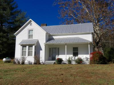 Mascot Single Family Home For Sale: 9235 Millertown Pike
