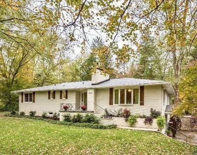 Knoxville Single Family Home For Sale: 5709 Crestwood Drive