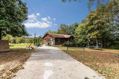 Strawberry Plains Single Family Home For Sale: 131 N East End Rd