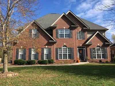 Knoxville Single Family Home For Sale: 2618 Wild Fern Lane