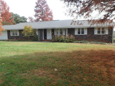 Knoxville Single Family Home For Sale: 8620 Hempstead Drive