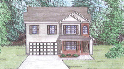 Sevierville Single Family Home For Sale: 3121 Gentlewinds Drive