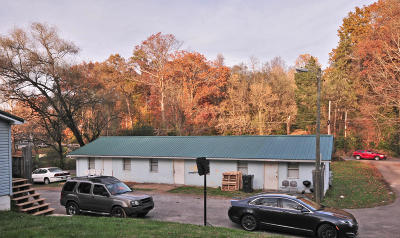 Knoxville Multi Family Home For Sale: 608 Lester Rd