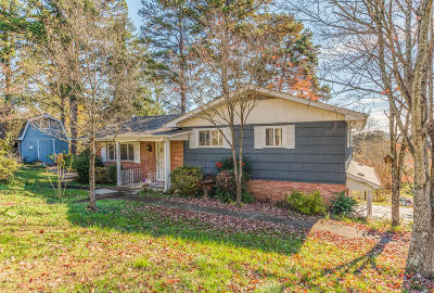 Knoxville Single Family Home For Sale: 4404 Garden Drive