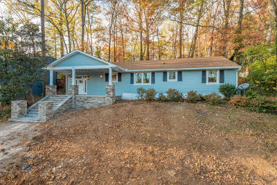 Knoxville Single Family Home For Sale: 5547 Woodburn Drive