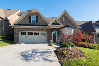 Knox County Single Family Home For Sale: 1158 Bishops View Lane