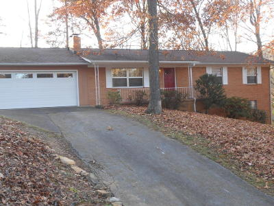 Knoxville TN Single Family Home For Sale: $164,000