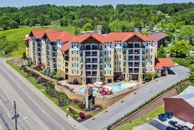 Pigeon Forge Condo/Townhouse For Sale: 3415 Teaster Lane #305