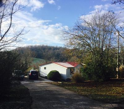 New Tazewell TN Single Family Home For Sale: $65,900