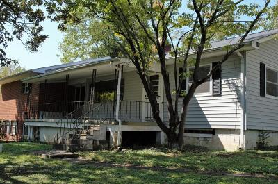 Oak Ridge Single Family Home For Sale: 109 Venus Rd