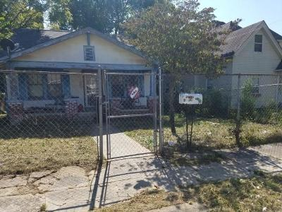 Knoxville Single Family Home For Sale: 310 E Burwell Ave