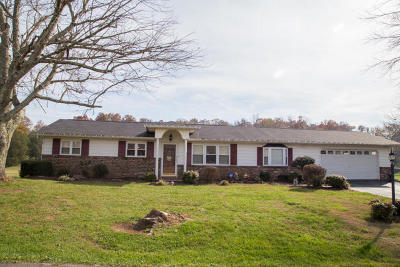 Knoxville Single Family Home For Sale: 6102 Jim Luttrell Lane