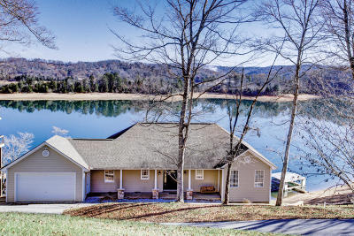 Campbell County Single Family Home For Sale: 388 Norris Crest Drive