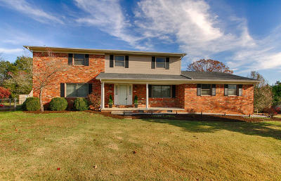 Knoxville Single Family Home For Sale: 1000 Brantley Drive