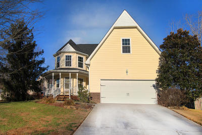 Knoxville Single Family Home For Sale: 7724 Gracemont Blvd
