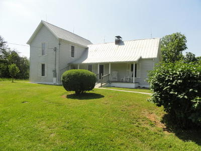 Strawberry Plains Single Family Home For Sale: 727 Thorn Grove Pike
