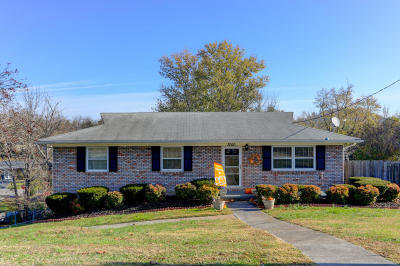 Knoxville Single Family Home For Sale: 5100 Winfield Lane