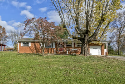 Knoxville Single Family Home For Sale: 2208 Laurinda Rd