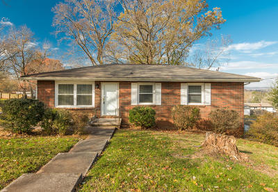Knoxville Single Family Home For Sale: 2347 Sylvania Ave