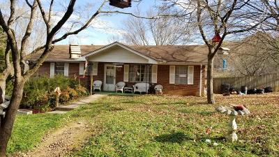 Knoxville Single Family Home For Sale: 2700 Amelia Rd