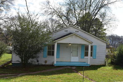 Knoxville TN Single Family Home For Sale: $74,500