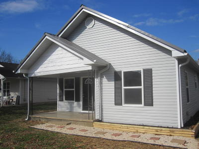 Knoxville TN Single Family Home For Sale: $99,500