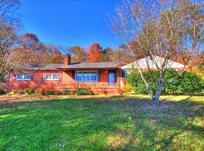 Knoxville Single Family Home For Sale: 3407/3403 Valley View Drive