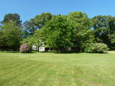 Knoxville Single Family Home For Sale: 3705 Henderson Rd