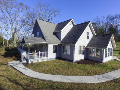 Andersonville Single Family Home For Sale: 1708 Mountain Rd