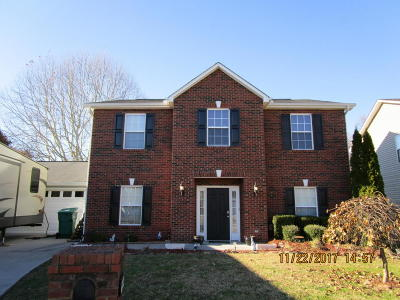 Knoxville Single Family Home For Sale: 7249 Haynesfield Lane