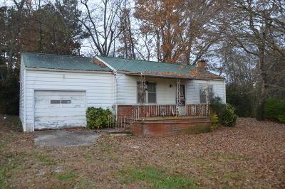 Seymour Single Family Home For Sale: 11813 Chapman Hwy