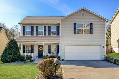 Powell Single Family Home For Sale: 2020 Cartmill Drive