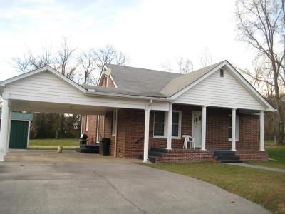 Rocky Top Single Family Home For Sale: 510 Fairground St