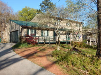 Knoxville Single Family Home For Sale: 9717 Tallahassee Drive