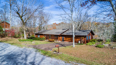 Meigs County, Rhea County, Roane County Single Family Home For Sale: 698 Red Cloud Lane