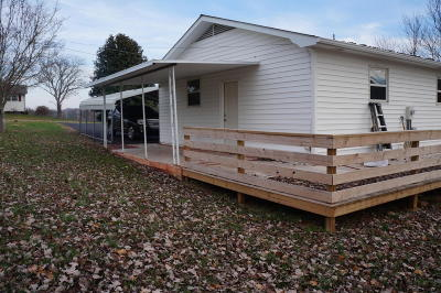 Rutledge Single Family Home For Sale: 220 Hodge Rd