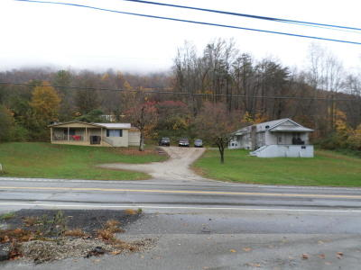 Jellico Single Family Home For Sale: 1886 Fifth St