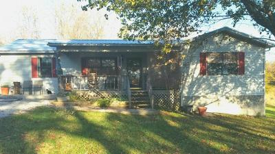 Lafollette Single Family Home For Sale: 178 Baxter Lane