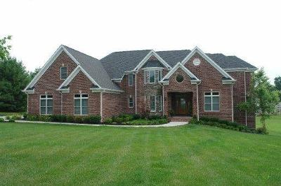 Maryville Single Family Home For Sale: 924 Knights Bridge Rd