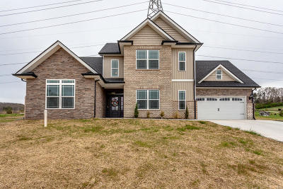 Knoxville Single Family Home For Sale: 6304 Knightsboro Road Rd