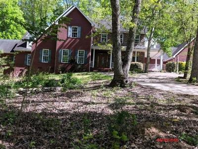 Andersonville Single Family Home For Sale: 577 Peach Orchard Rd