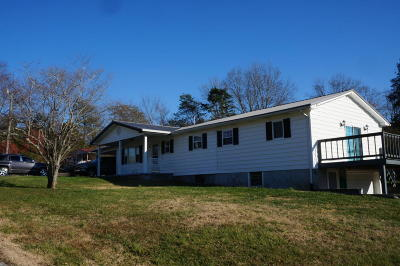 Bean Station Single Family Home For Sale: 118 Elizabeth St